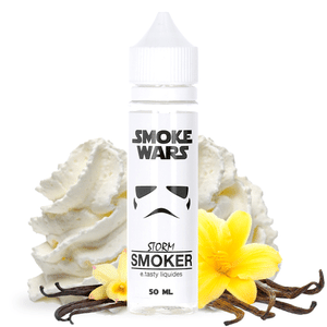 Eliquide 50ml Storm Smoker - Smoke Wars