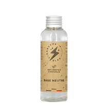 Base 125ml (PG/VG 100% d'origine naturelle) - Cigaretteelec