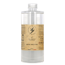 Base 500ml (PG/VG 100% d'origine naturelle) - Cigaretteelec