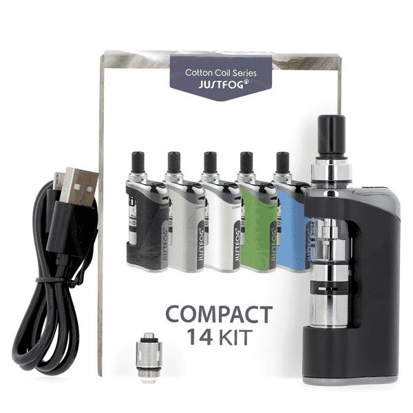 Kit Compact 14  - Justfog image 15