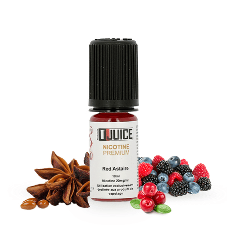 Red Astaire Sels de nicotine - TJuice image 2