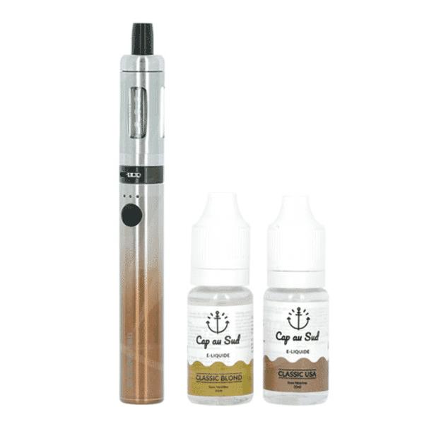 Kit Endura T18 II - Innokin + 2 E-liquides Cap au Sud