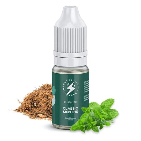 Classic Menthe - CigaretteElec
