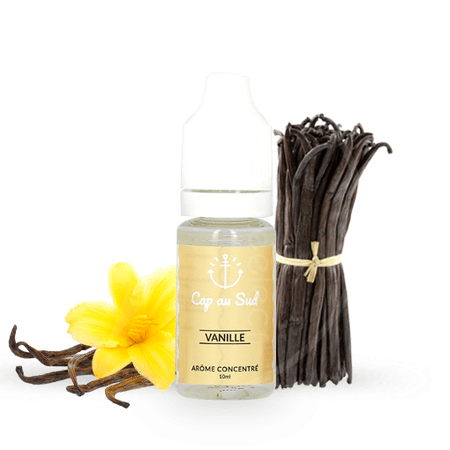 Arôme Vanille - Cap au Sud