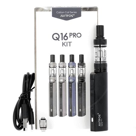 Kit Q16 Pro Justfog image 13