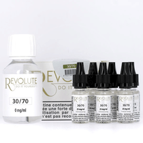 Pack DIY 30% PG / 70% VG 100ml Revolute