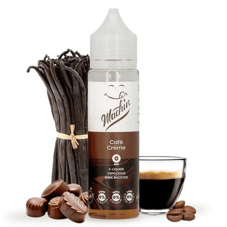 Café Crème 50ml Machin