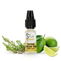 Additif Thym Citron Vert Solubarome