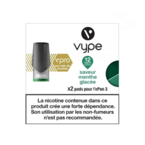 Recharge Menthe Glacée Vype Epen 3