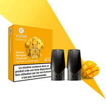 Recharge Vype / Vuse Mangue Tropicale - Epen (Sels de nicotine)