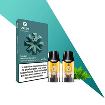 Recharge Vype / Vuse Menthe Glaciale Epod