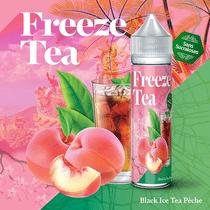 Black Ice Tea Pêche 50 ml  - Freeze Tea