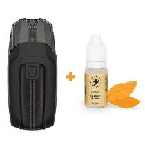 Pack débutant AEGIS POD + E Liquide classic blond CigaretteElec