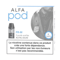 Cartouche FR-M Alfapod (x2) - Alfaliquid