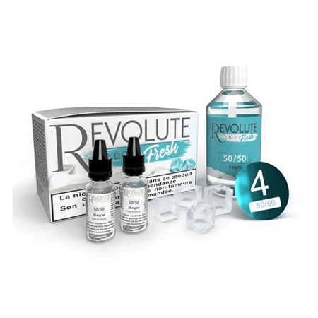 Pack DIY Do It Fresh (100ml) - Revolute image 2