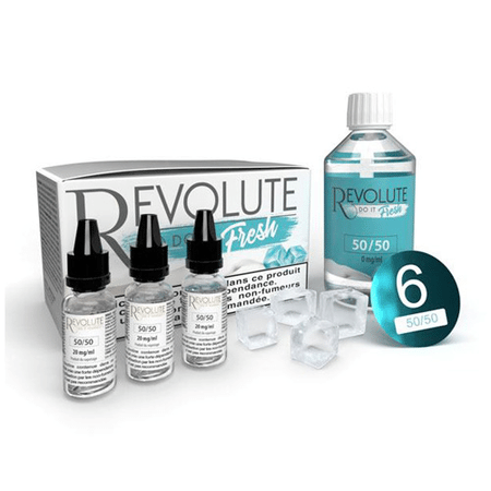 Pack DIY Do It Fresh (100ml) - Revolute image 3