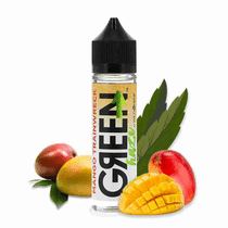 Mango Trainwreck 60ml (CBD) - Green Haze