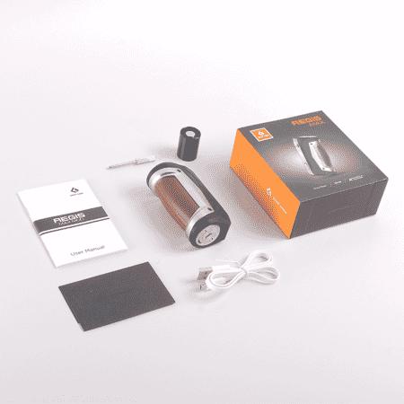 Box Aegis Max 100W - Geek Vape image 6