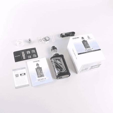 Kit Scar 18 + TFV9 - Smoktech image 7