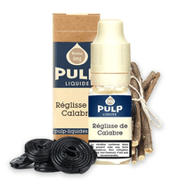 Réglisse de Calabre - PulP