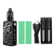 Pack VOOPOO Drag 2 Refresh Edition (+ 2 accus 18650 + Chargeur d'accu MC2)