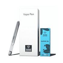 Pack Vape Pen Reefer + 1 E Liquide CBD Super Skunk - Marie Jeanne