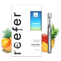 Pack Vape Pen Reefer Sunrise CBD - Marie Jeanne