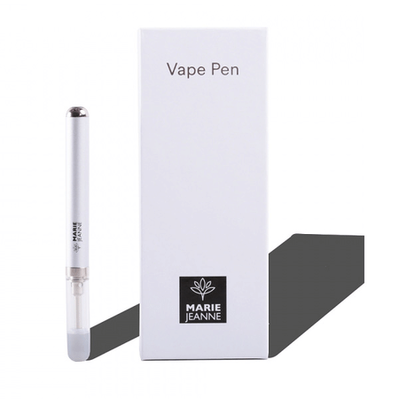Pack Vape Pen Reefer + 1 E Liquide CBD Fresh Mint - Marie Jeanne image 2