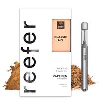 Pack Vape Pen Reefer Classic N°1 CBD - Marie Jeanne