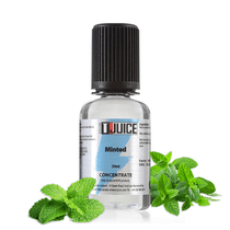 Concentré Minted 30ml - Tjuice