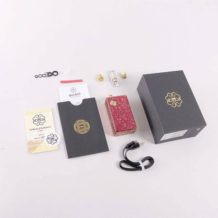 """DotAio """"Red After War"""" (edition Collector) – Dotmod image 3"""