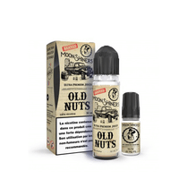 E Liquide Old Nuts 50ml (+ 1 Booster de Nicotine) - Moonshiners