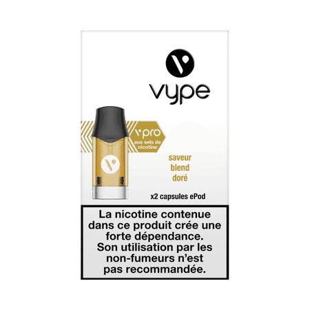 Pack Découverte Vype Epod + 3 saveurs image 5