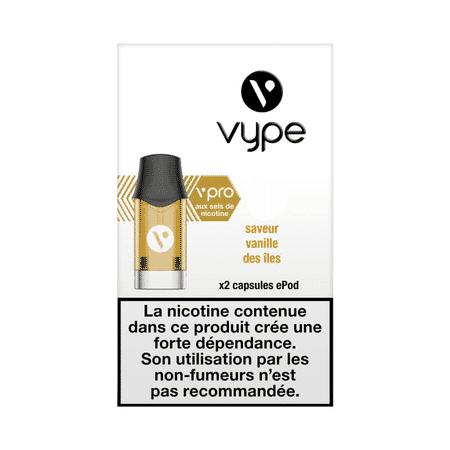 Pack Découverte Vype Epod + 3 saveurs image 7