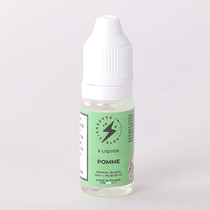 E Liquide Pomme (10ml) - CigaretteElec