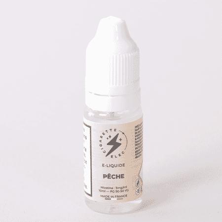 E Liquide Pêche (10ml) - CigaretteElec