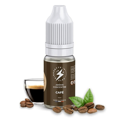Concentré Café - CigaretteElec