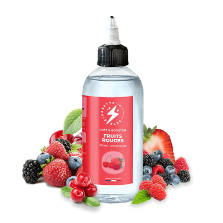 Fruits Rouges 200ml - Cigaretteelec