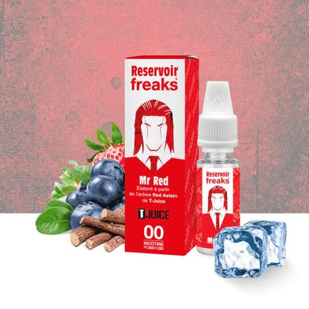 E Liquide Mr Red - Réservoir Freaks