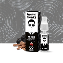 E Liquide Mr Black - Réservoir Freaks