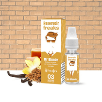 E Liquide Mr Blonde - Réservoir Freaks