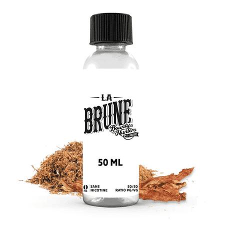 E Liquide La Brune 50ml - Bounty Hunters