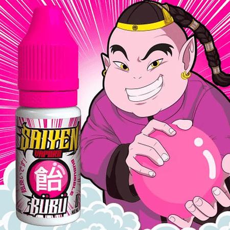 BuBu - Saiyen Vapors