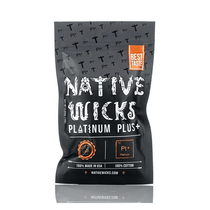 Coton Platinium Plus - Native Wicks