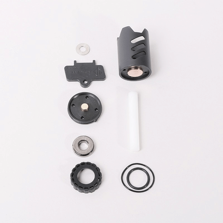 Trishul V2 Semi-Mech Mod - HellVape image 6