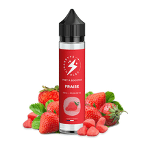 Fraise 50ml - CigaretteElec