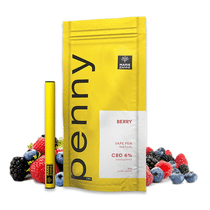 Kit Penny Berry 6% CBD - Marie Jeanne