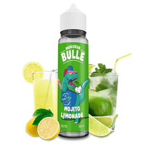 Mojito Limonade 50ml - Monsieur Bulle (Liquideo)