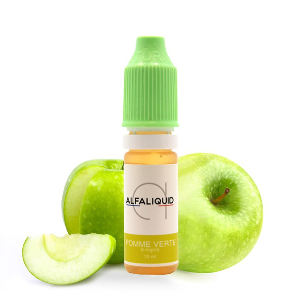Pomme Verte Alfaliquid