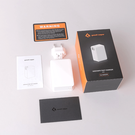 Fast Chargeur - GeekVape image 2